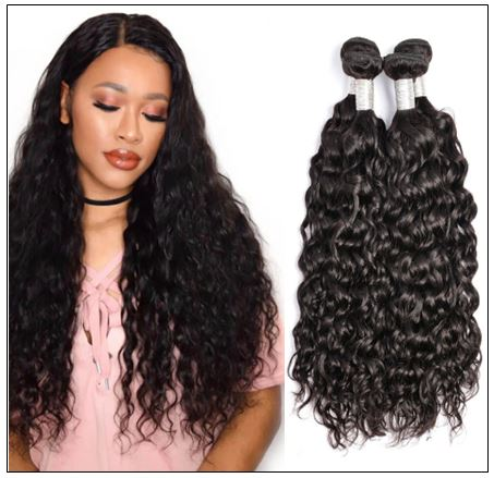 Indian Remy Hair Wet and Wavy img-min