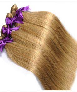 Long Honey Blonde Weave img 4-min