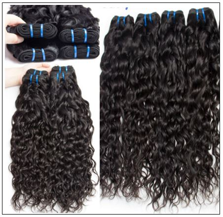 Long Wet and Wavy Hair img 4-min