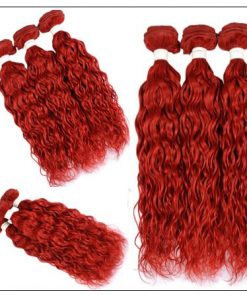 Red Wet and Wavy Hair img2-min