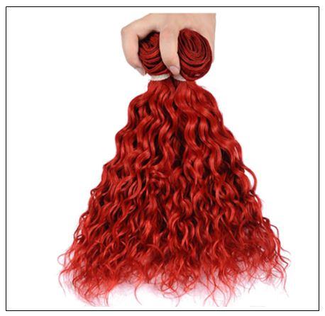 Red Wet and Wavy Hair img4-min