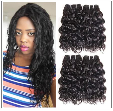 Short Wet and Wavy Sew In img-min