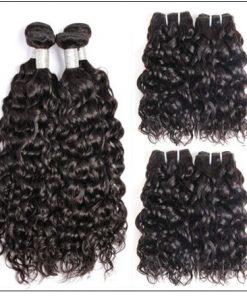 Wet And Wavy Hair Short img 2-min