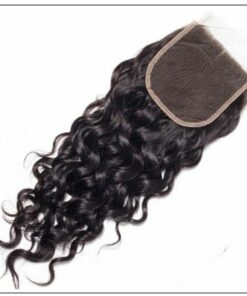 Wet and Wavy Hair Bundles With Closure img 4-min