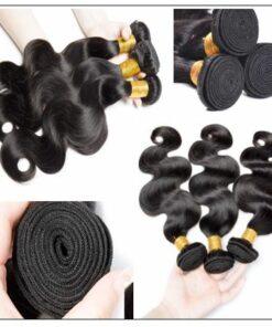 10 inch Brazilian body wave hair img 2-min