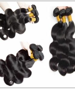 10 inch Brazilian body wave hair img 3-min