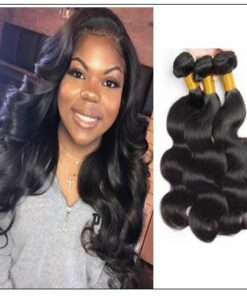 10 inch Brazilian body wave hair img-min