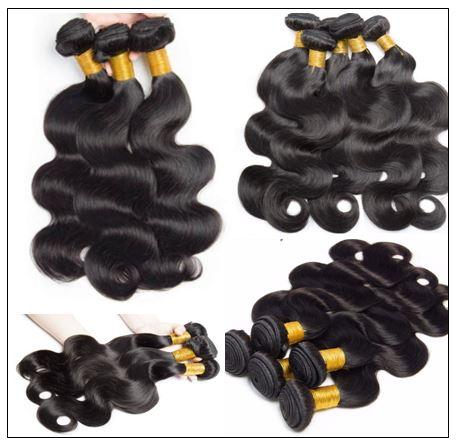 12 inch Brazilian body wave hair bundles img 3-min