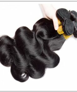 12 inch Brazilian body wave hair bundles img 4-min