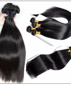 14 Inch Brazilian Straight Hair Weave img 2-min