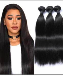 14 Inch Brazilian Straight Hair Weave img-min