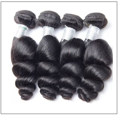 16 18 20 Brazilian Loose Wave Hair Extensions img 3-min