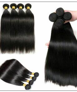 16 Inch Brazilian Hair Straight Hair Extensions img 2-min
