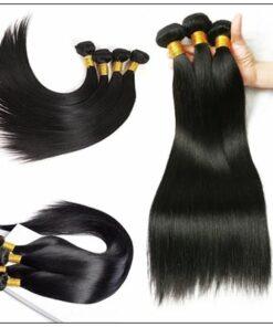 16 Inch Brazilian Hair Straight Hair Extensions img 3-min