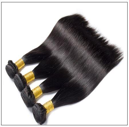 16 Inch Brazilian Hair Straight Hair Weave img 2-min