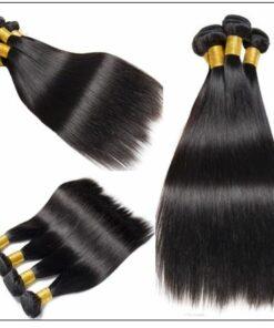 16 Inch Brazilian Hair Straight Hair Weave img 3-min