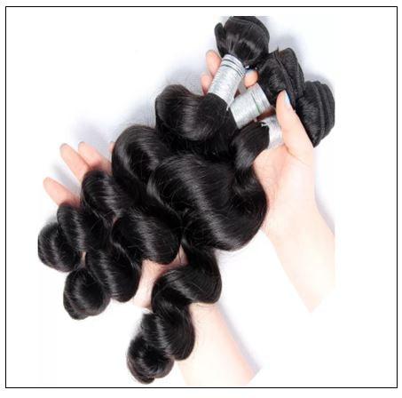 18 20 22 Brazilian Loose Wave Hair Weave img 2-min