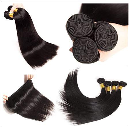 20 22 24 Brazilian Straight Hair Weave img 3-min
