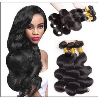 24 Inch Brazilian Body Wave Hair Weave img-min