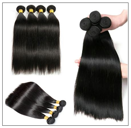 28 Inch Brazilian Straight Hair Weave img 3-min