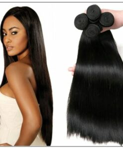 28 Inch Brazilian Straight Hair Weave img-min