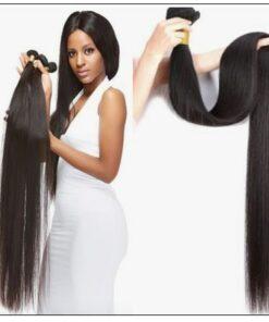 32 Inch Brazilian Straight Hair Weave img-min
