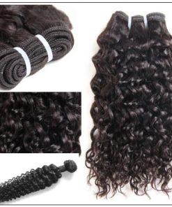 Brazilian Bob Curly Hair weave img 3-min