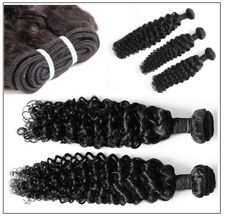 Brazilian Bob Curly Hair weave img 4-min