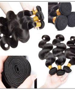 Brazilian Body Wave Silk Closure img 2-min