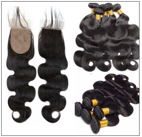 Brazilian Body Wave Silk Closure img 3-min