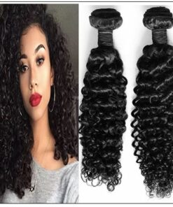 Brazilian Curly Virgin Wavy Hair Weave img-min