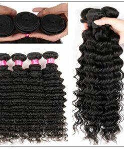 Brazilian Deep Curly Hair Weave IMG 4-min