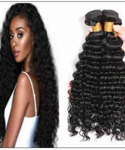 Brazilian Deep Curly Hair Weave IMG-min