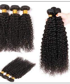 Brazilian Deep Kinky Wave Hair Extensions img 3-min