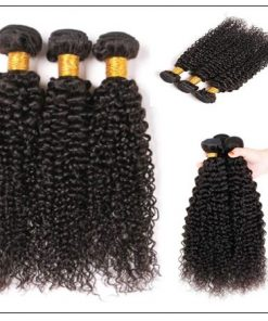 Brazilian Deep Kinky Wave Hair Extensions img 4-min