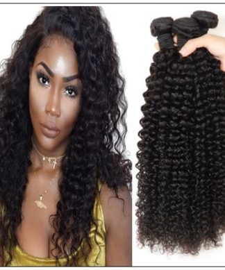 Brazilian Deep Kinky Wave Hair Extensions img-min
