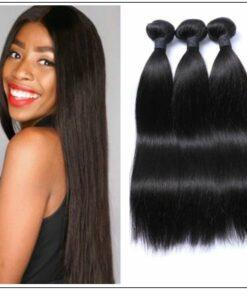 Brazilian Human Hair Bundles Straight Hair Extensions img-min