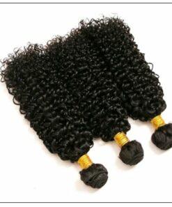Brazilian Kinky Curly Hair Weave img 2-min