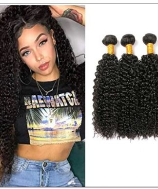 Brazilian Kinky Curly Hair Weave img-min