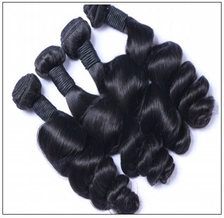 Brazilian Loose Curly Remy Virgin Hair Extensions img 2-min