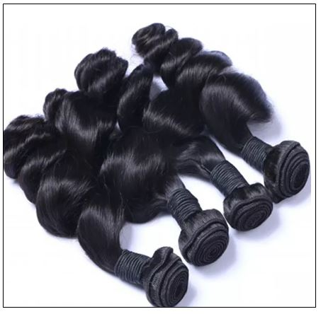 Brazilian Loose Curly Remy Virgin Hair Extensions img 3-min