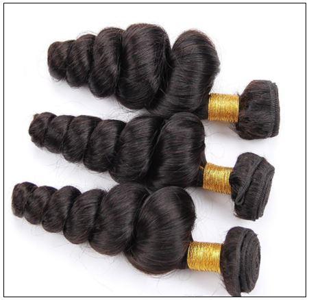 Brazilian Loose Curly Virgin Hair Weave img 3-min