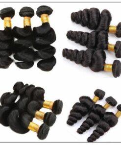 Brazilian Loose Curly Virgin Hair Weave img 4-min