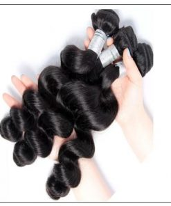 Brazilian Loose Wave Weave Hair Extensions img 4-min