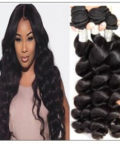 Brazilian Loose Wave Weave Hair Extensions img-min