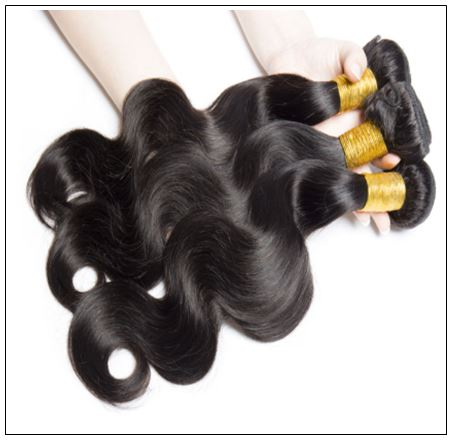 Brazilian Natural Body Wave Hair Extensions img 4-min
