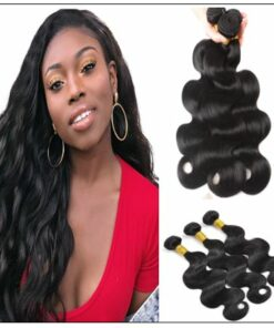 Brazilian Natural Body Wave Hair Extensions img-min