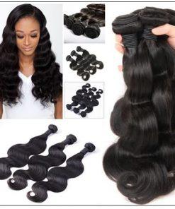 Brazilian Natural Body Wave hair img 2-min
