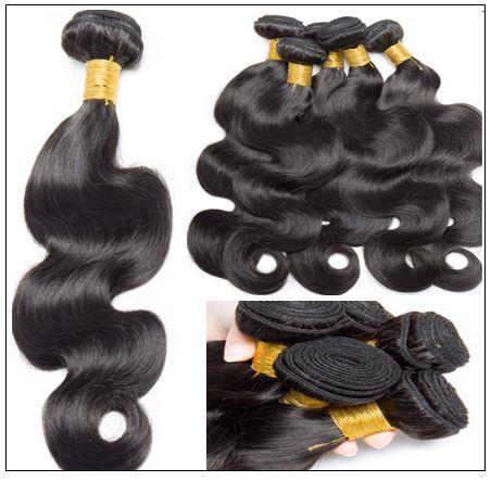 Brazilian Natural Body Wave hair img 4-min