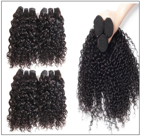Brazilian Natural Curly Hair-100% Virgin Hairs img 2-min